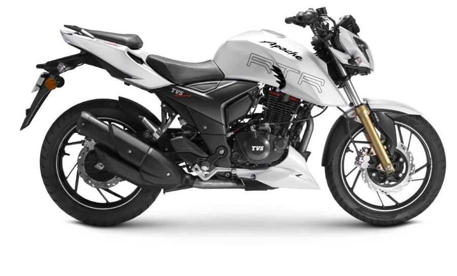 TVS Apache RTR 200 4V with ABS launched at Rs 1.7 lakh