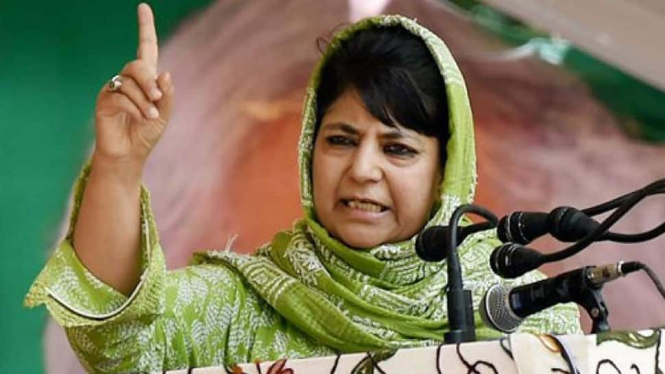 J&K CM Mehbooba Mufti rules out AFSPA revocation, says Indian Army most disciplined force in world