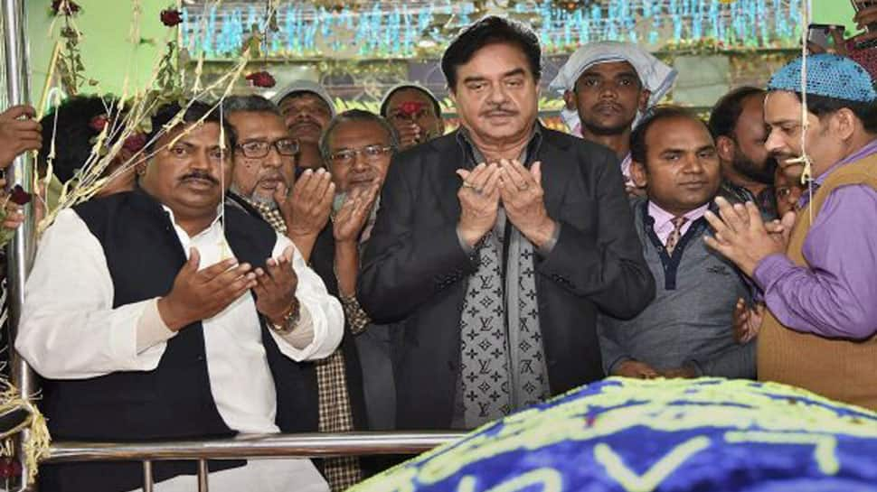 Shatrughan Sinha attacks BJP again, says Rajasthan first state to give triple talaq to party