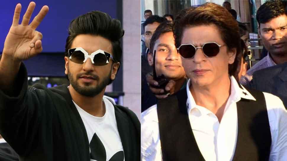 Ranveer Singh-Shah Rukh Khan's Twitter bromance is cute!