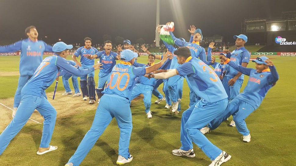 India U-19 team World Cup win: Politicos shower congratulations on boys-in-blue