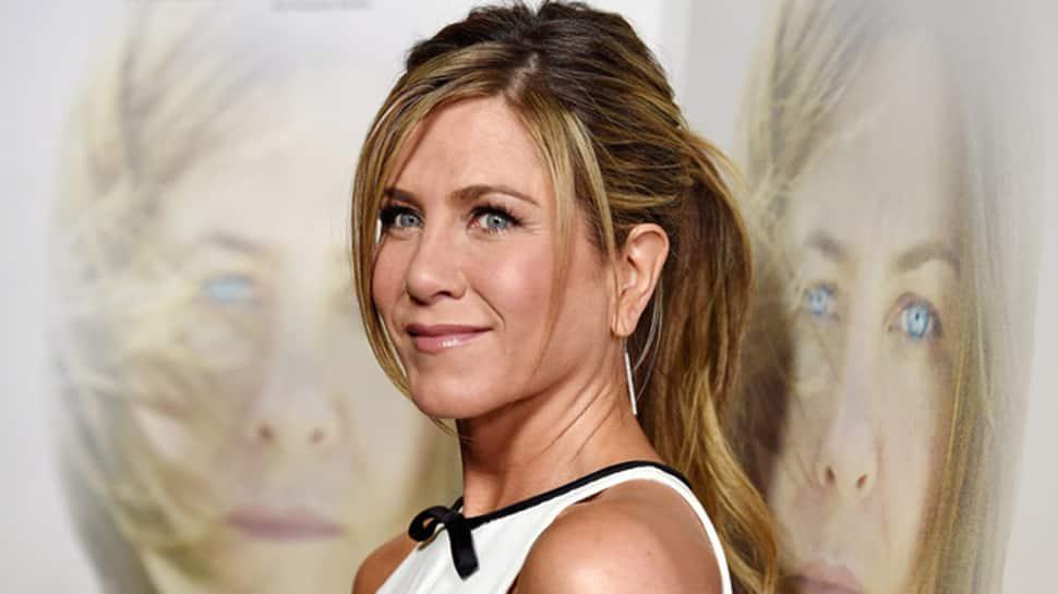Jennifer Aniston hints at 'Friends' reunion