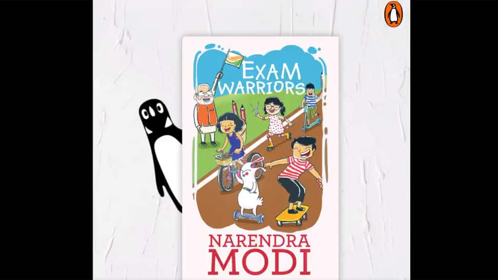 PM Narendra Modi's 'Exam Warriors' that aims to help students beat exam stress to be launched today