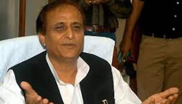 Azam Khan hits out at Shia Waqf Board chief, says 'send Muslims to Europe, America not Pakistan'
