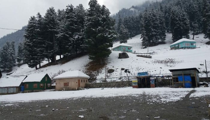 Nights continue to be cold in Jammu and Kashmir, Kargil coldest at minus 15.5 degrees