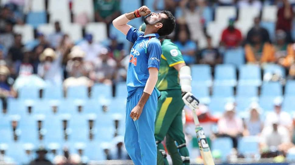 IND v SA, 2nd ODI: Yuzvendra Chahal maiden five-for stuns South Africa as India take 2-0 lead