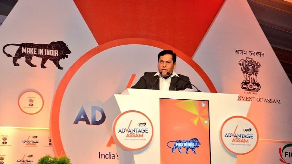 Assam gets investment proposals of nearly Rs 70,000 crore, says CM Sonowal