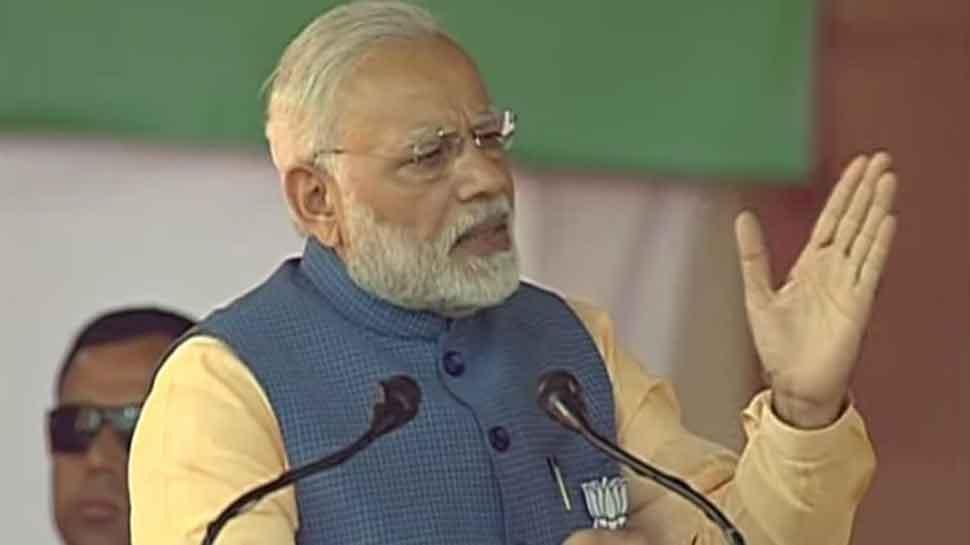 PM Narendra Modi addresses 'Parivartana' rally in Bengaluru: Here are his top quotes
