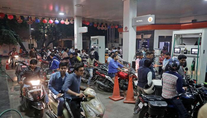 Petrol prices cross Rs 80-mark in Mumbai, Diesel at Rs 68.30