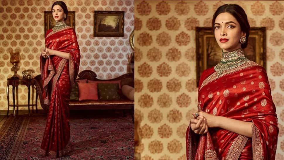 This is how Deepika Padukone will look on her wedding if she wears Sabyasachi—Pics