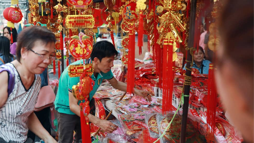 Thailand expects 300,000 tourists from China during Lunar New Year