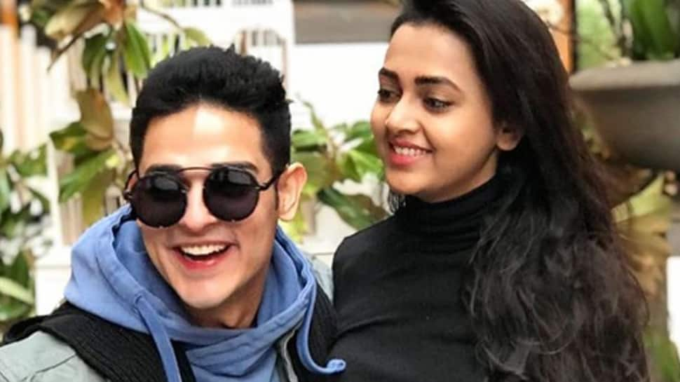 Bigg Boss 11 contestant Priyank Sharma is in Switzerland with Tejasswi Prakash —Deets inside