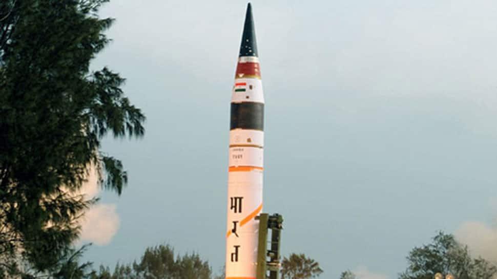 Agni-I, short-range nuclear capable ballistic missile, test-fired off Odisha coast