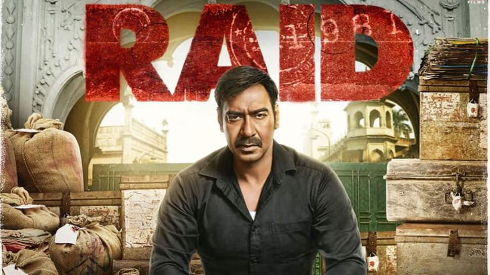 Ajay Devgn's intense act steals the show – Watch Raid trailer
