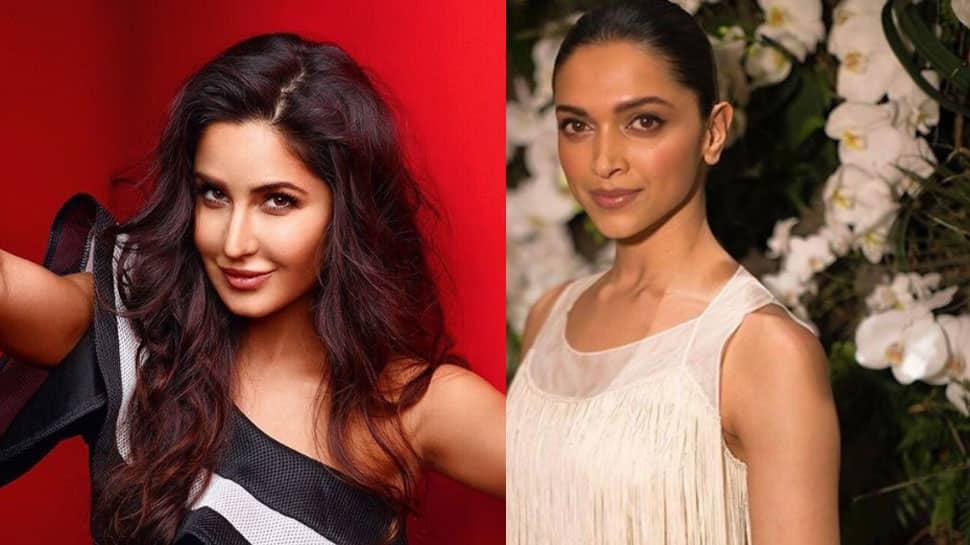 All's well between Katrina Kaif and Deepika Padukone?