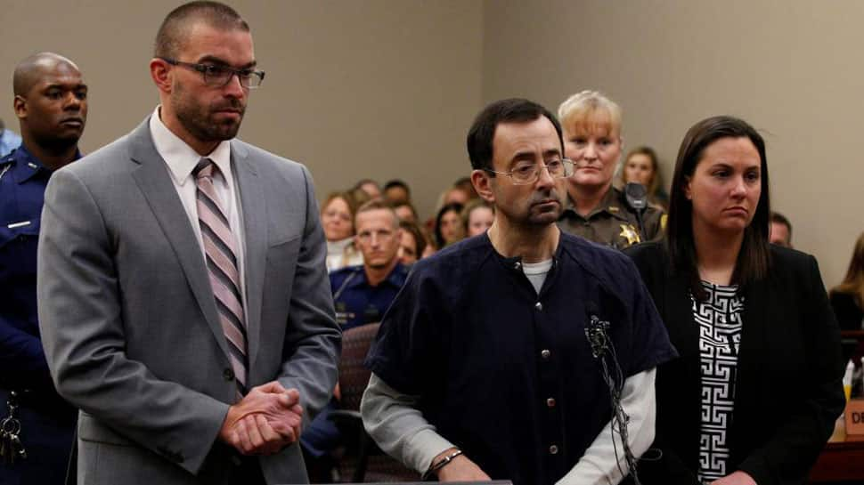 Disgraced USA Gymnastics doctor sentenced to another 40-125 years