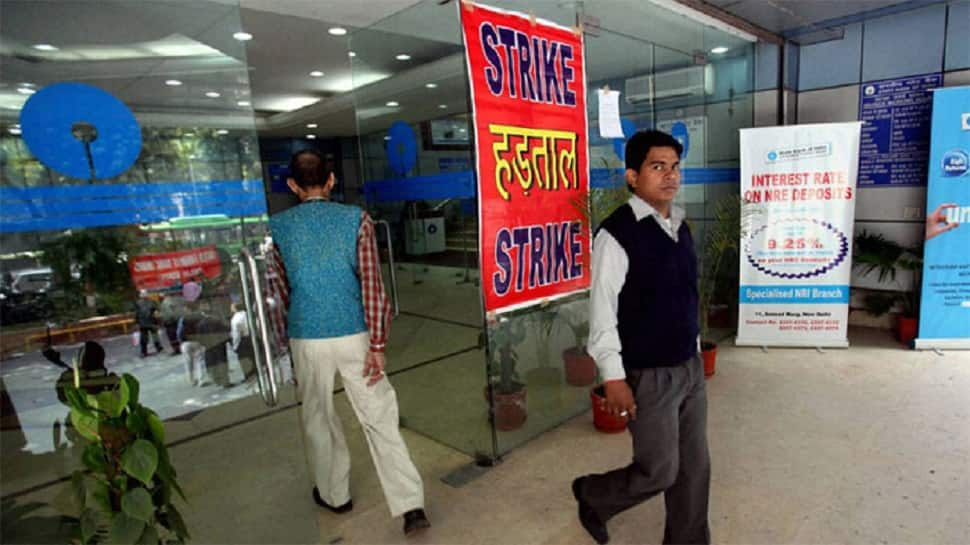 Bankers to strike work on March 15