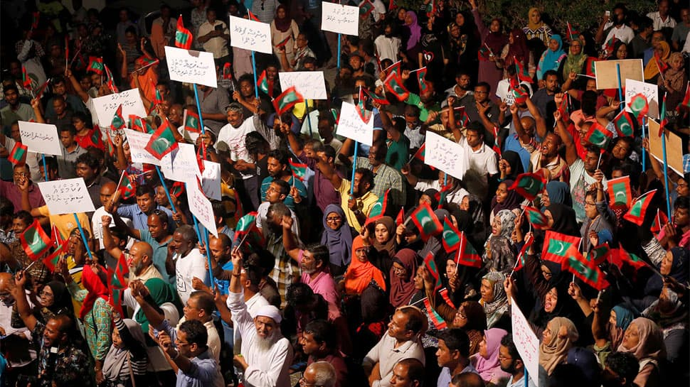 Maldives' top court revokes order to free prisoners; former president Nasheed seeks India's intervention