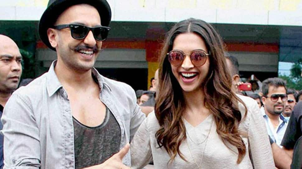 Deepika Padukone and Ranveer Singh planning a destination wedding?