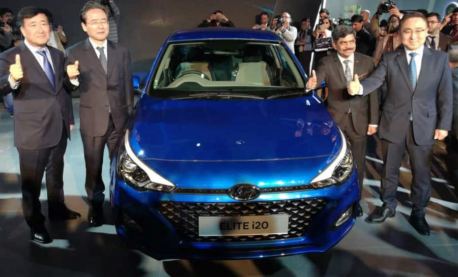 Auto Expo 2018: New 2018 Hyundai i20 facelift launched at Rs 5.35 Lakh