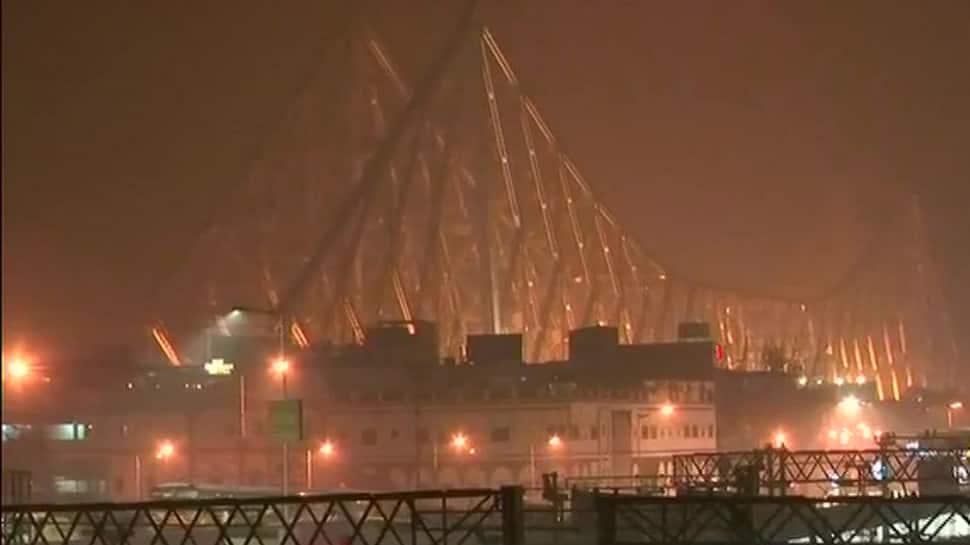 The iconic Howrah Bridge celebrates 75th anniversary