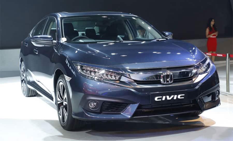 Honda latest-generation Civic