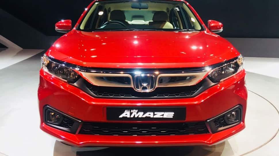 Honda all new Amaze