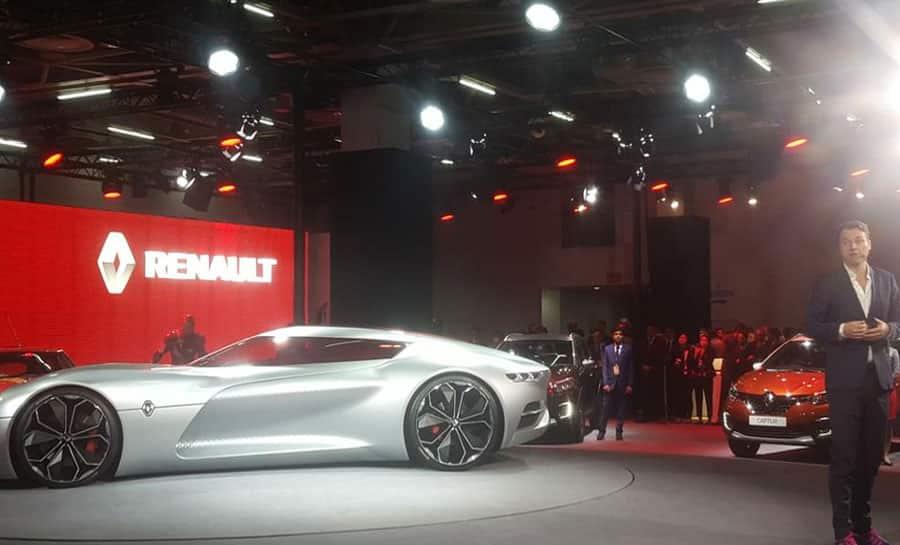 Renault electric concept