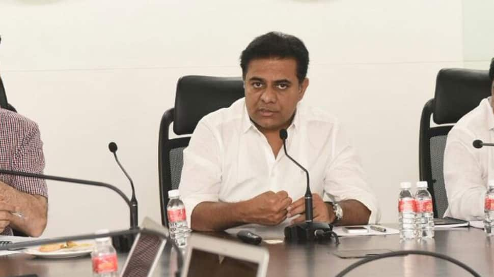 Telangana IT minister calls for development of forest area in Hyderabad