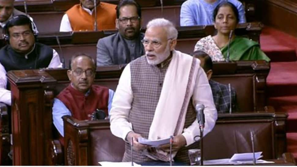We are aim-changers, not name-changers: PM Modi's comeback to Congress jibe