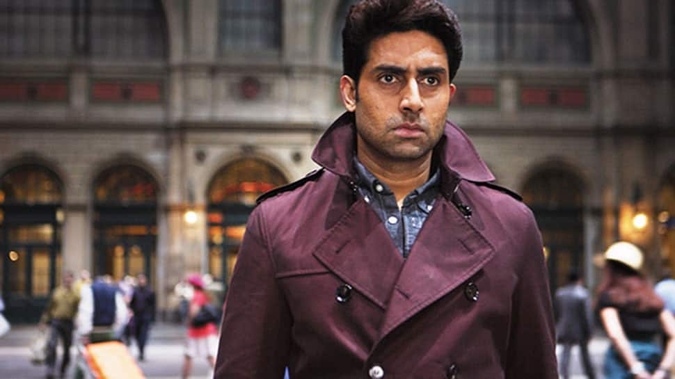 Abhishek Bachchan's Twitter account hacked