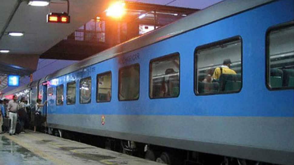 Shatabdi, Rajdhani, Duronto trains to have 4 CCTV cameras in each coach