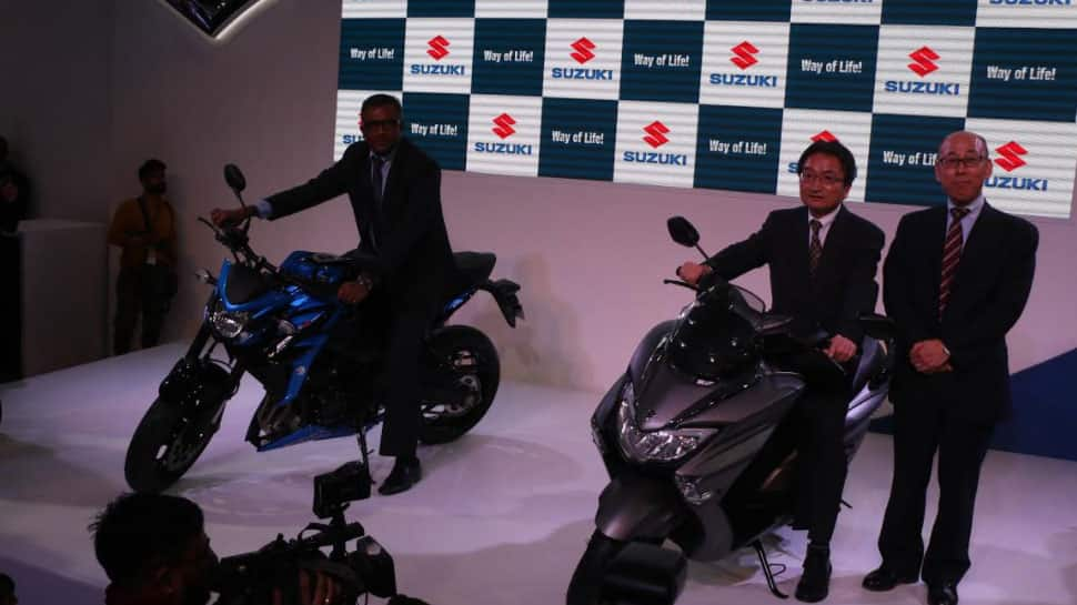 Photos of new bikes, scooters launched and unveiled