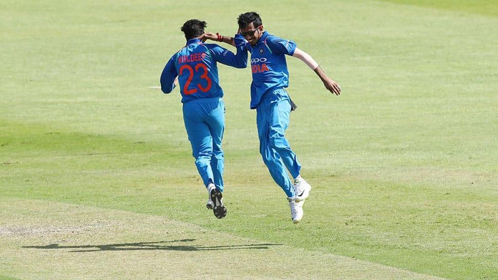 India vs South Africa: Kuldeep Yadav, Yuzvendra Chahal make history in India's 124-run win