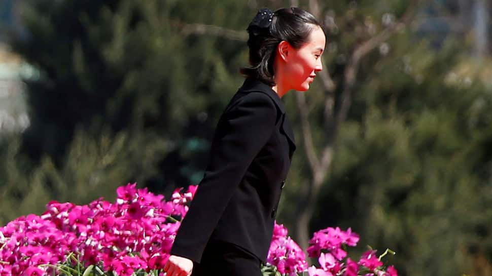 Kim Jong-Un's sister Kim Yo-Jung set to make her debut on international stage