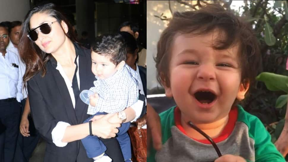 Taimur Ali Khan is all smiles as he attends Karan Johar's twins' birthday with mommy Kareena Kapoor Khan—Watch Video