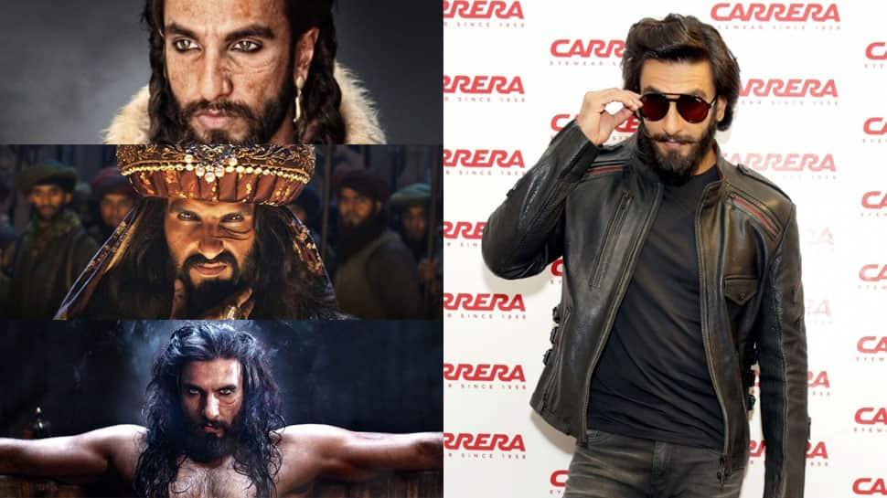 Padmaavat will always be a gem in my filmography, says Ranveer Singh