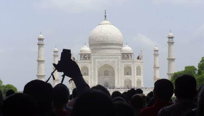 Where is the plan for preservation of Taj Mahal? submit a vision document: SC to UP govt