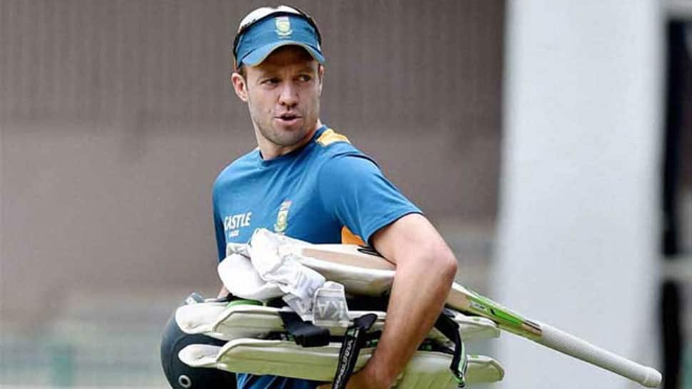 India vs South Africa: AB de Villiers returns to SA squad for last three ODIs