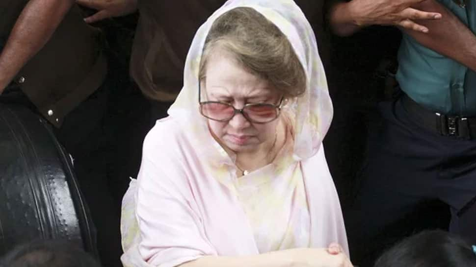 Ex-Bangladesh PM Khaleda Zia gets 5 years in jail for corruption
