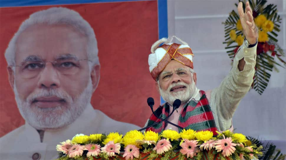 Communists have subjected people of Tripura to slavery: PM Modi