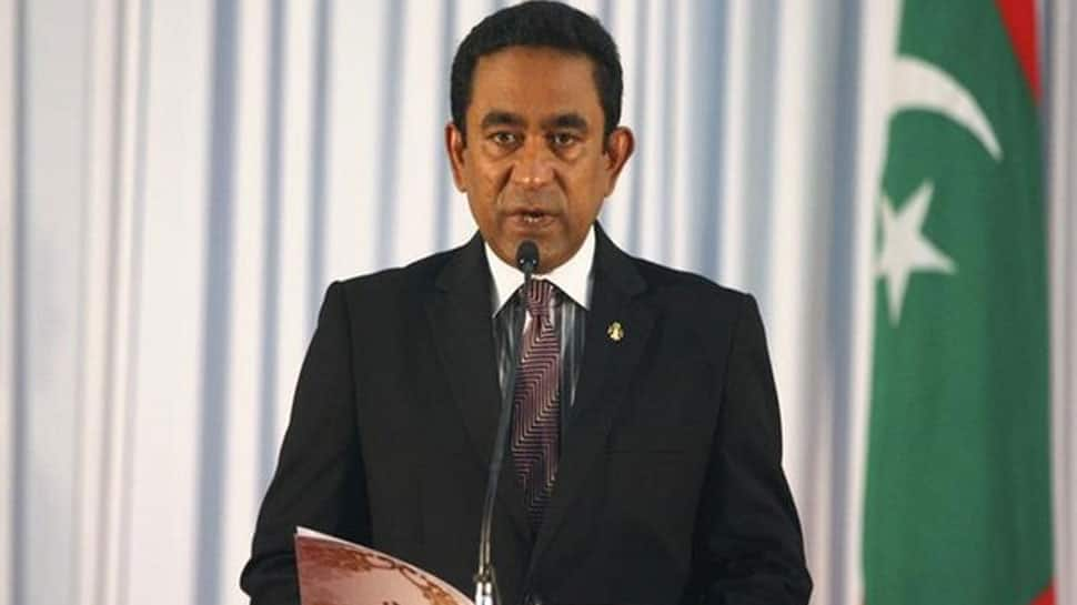 India was the first stop of special envoy of President Gayoom, clarifies Maldives