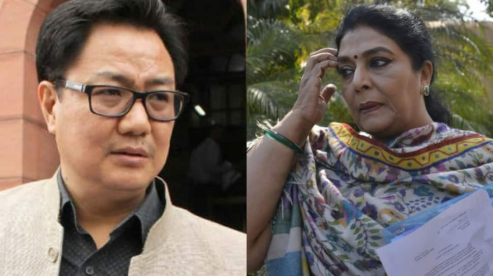 Renuka Chowdhury files privilege motion against Kiren Rijiju for 'objectionable' social media post