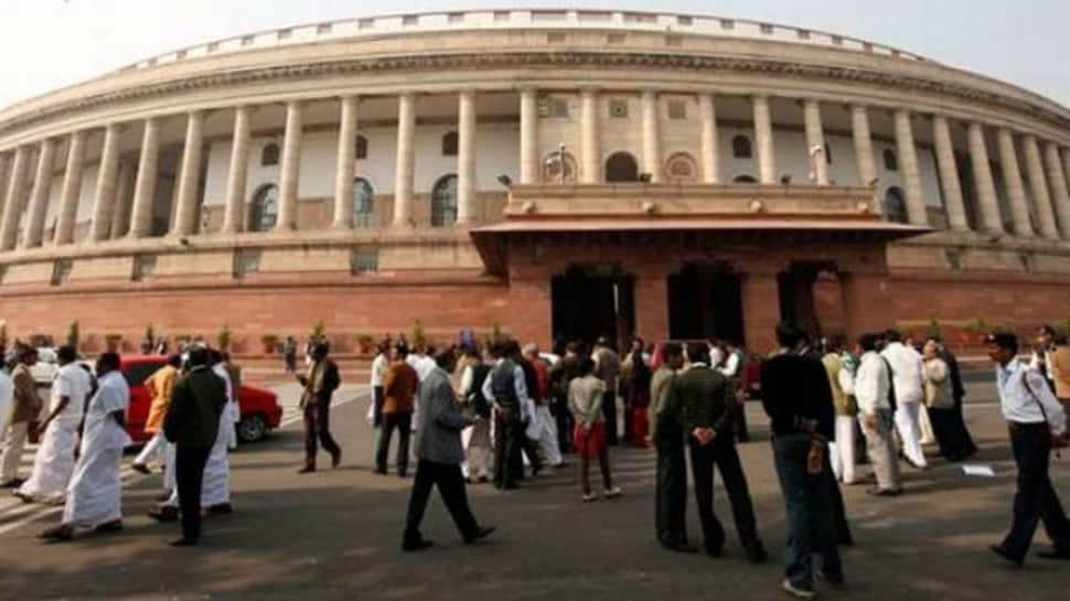 Lok Sabha adjourned amid protests by TDP over budget allotment to Andhra Pradesh