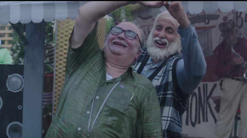 102 Not Out teaser: Amitabh Bachchan, Rishi Kapoor's act will make you wanna jump the calendar—Watch why