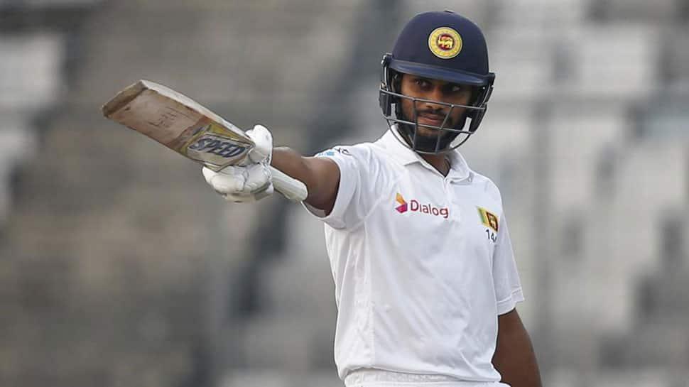 2nd Test: Roshen Silva fifty puts Sri Lanka on top in Bangladesh
