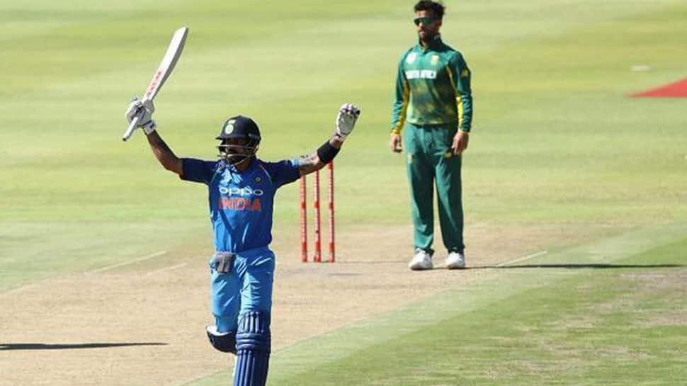 South Africa keen to go after 'big dog' Virat Kohli in fourth ODI