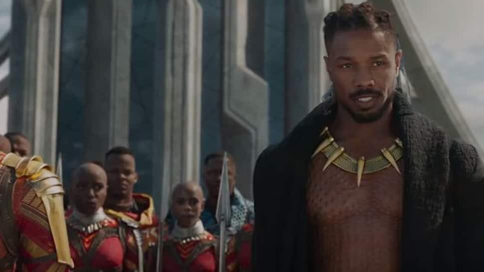 Michael B. Jordan underwent intense training for 'Black Panther'