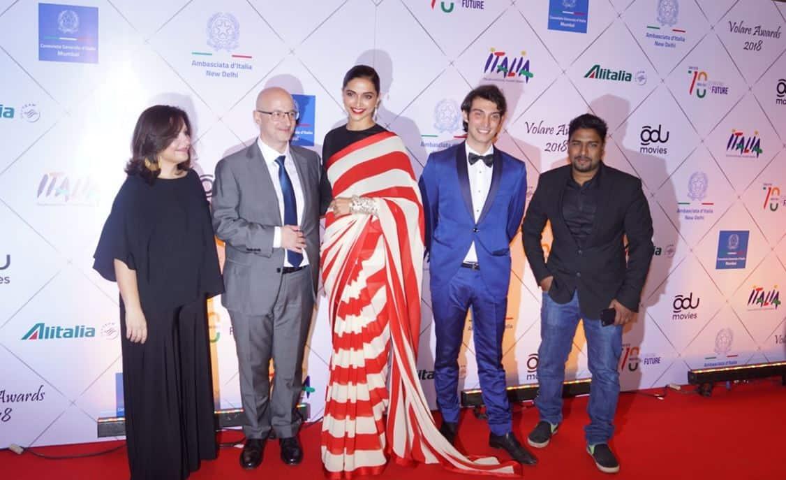 Deepika Padukone at Volare Awards