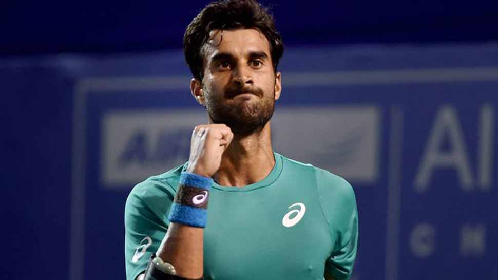 Yuki Bhambri to meet Bernabe Zapata Miralles in Chennai Open ATP Challenger first round